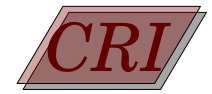 CRI Circuit Protection Products, LLC.        (800)229-1147